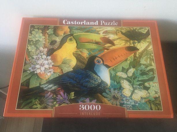 Puzzle 3000 sztuk