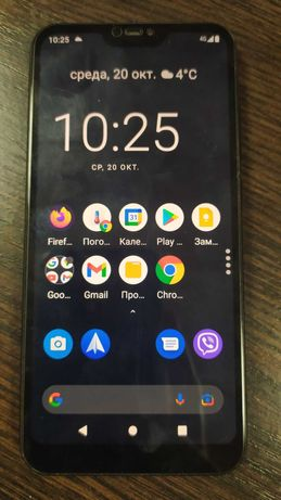 Mi A2 lite 4/64 б/у Android 10