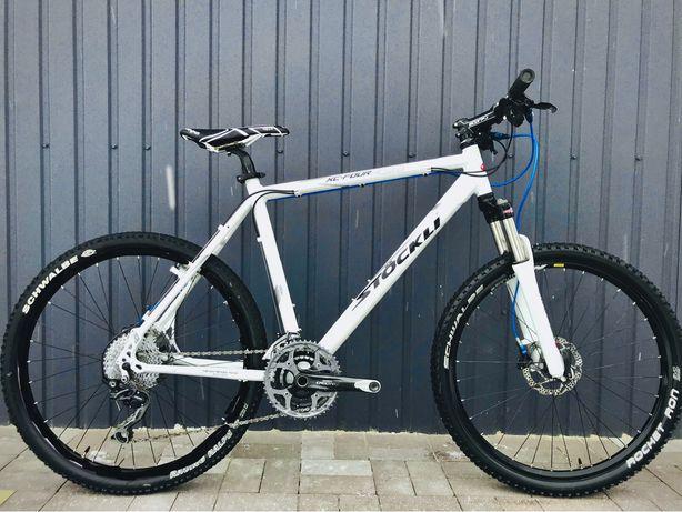 Велосипед stockli xc four sport (cube trek scott focus merida fuji gia