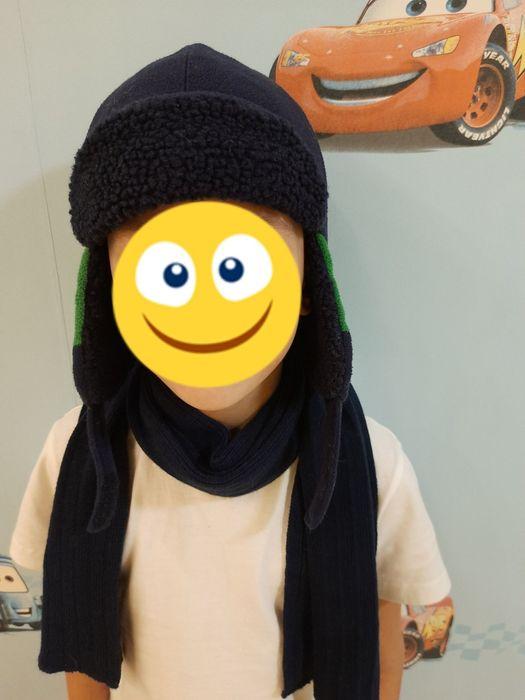 Шапка, шарф комплект 50‐52 бесплатная пересылка Кривой Рог - изображение 1