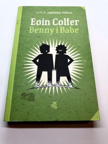 #ASH: Książka: Beny i Babe. Eoin Colfer