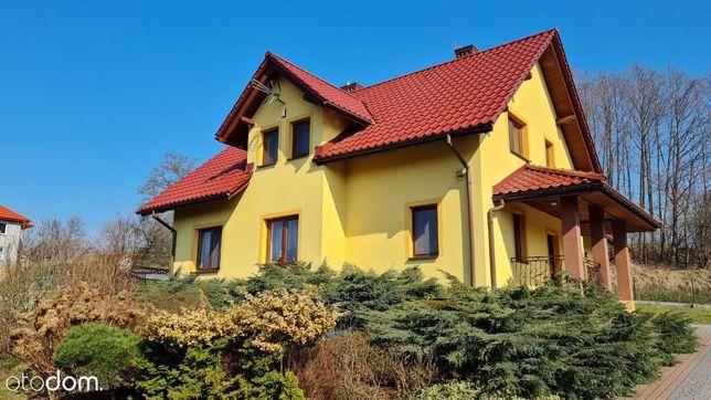 Piękny dom z 2011 pod Krakowem, 222 m2, właściciel