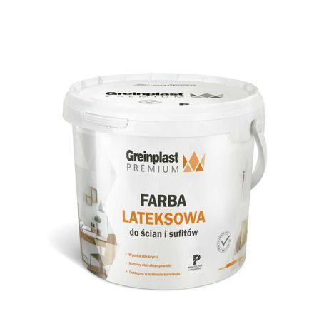 Greinplast Farba Premium Lateksowa 10l