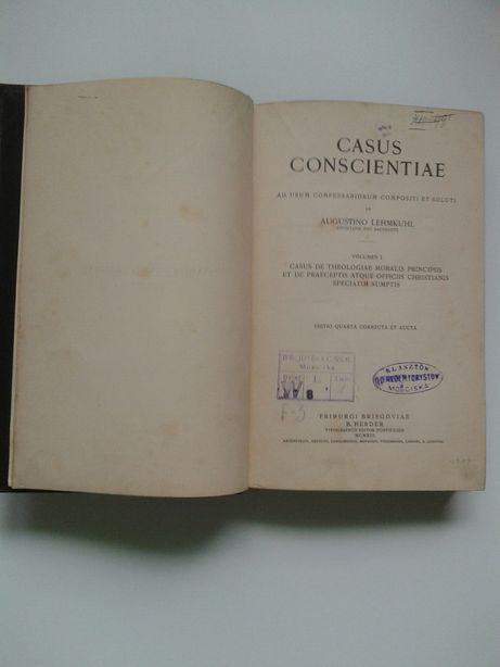 Książka po łacinie