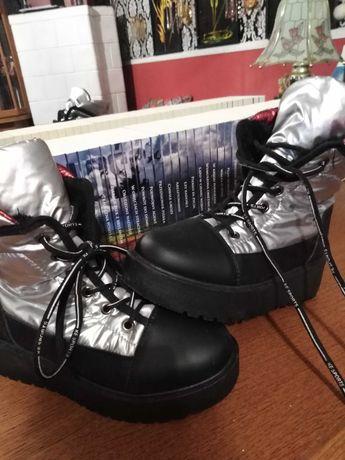 Buty śniegowce Nowe