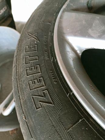 Opony z felgami. Mazda 6