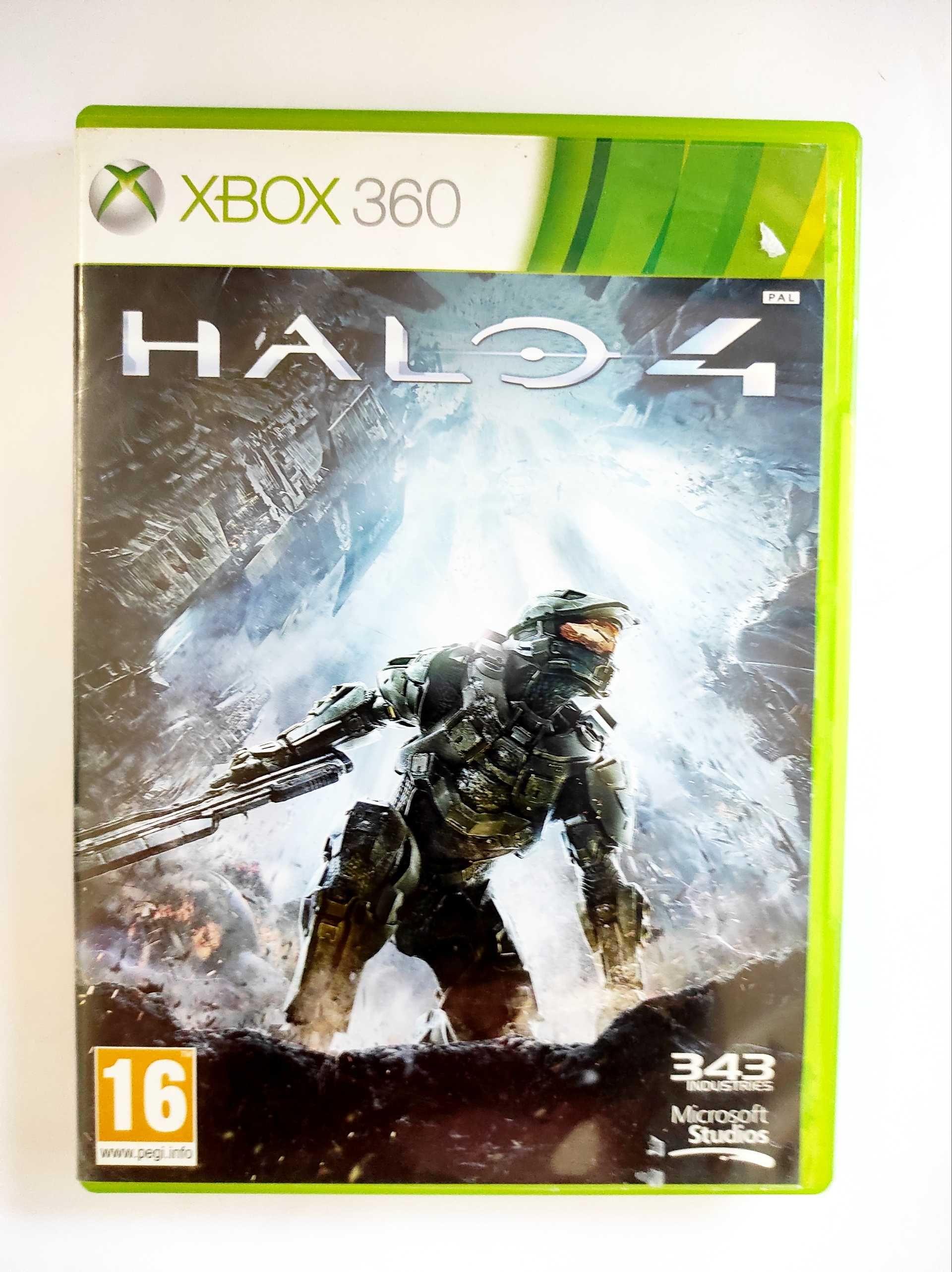 Halo 4 Xbox 360     .