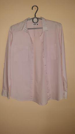 Koszula pudrowy róż Sinsay XS/S