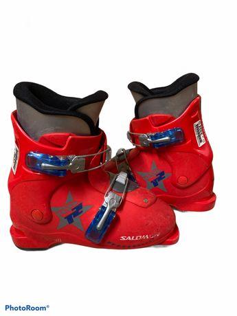 Buty narciarskie Salomon 21