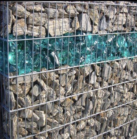 Kora kamienna gneis gneisy gabiony Bolesławiec dolnośląskie