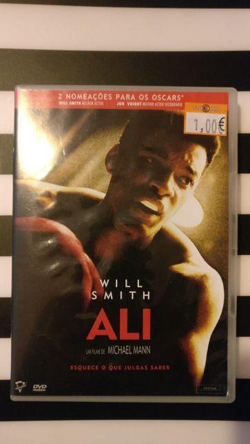DVD filme ALI