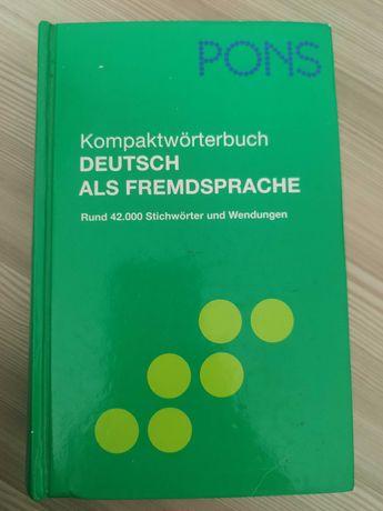Pons słownik języka niemieckiego