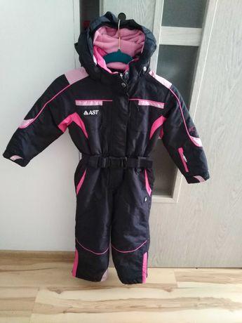 Kombinezon narciarski ast kombinezon zimowy kombinezon dziecięcy 98/04