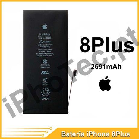 Bateria iPhone 8 Plus Original  Oferta Kit chaves e Adesivo