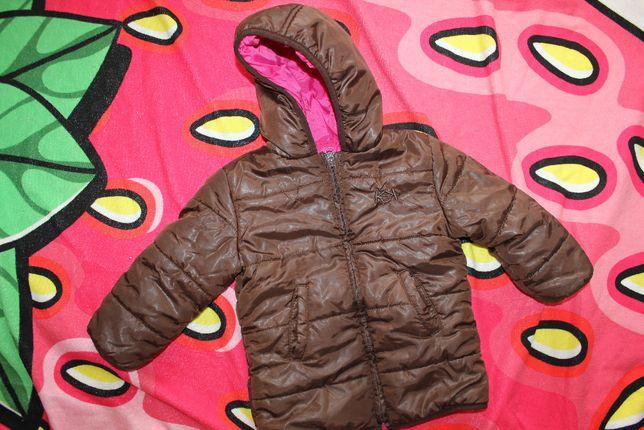 Куртка на девочку демисезонная на 2-3 года