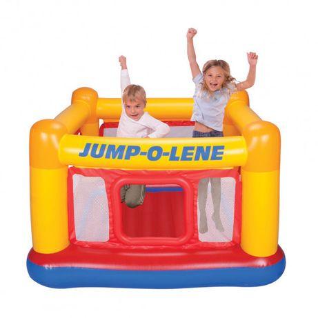 Надувной игровой центр батут Intex 48260 PlayhouseJump-O-Lene (174х1