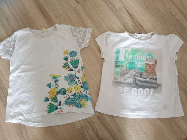 Bluzka bluzeczka koszulka Mayoral Zara r.116