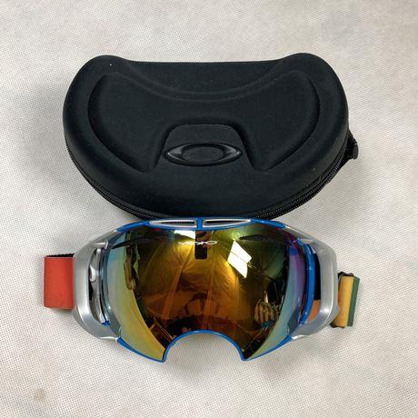 Gogle narciarskie Oakley Airbrake Grenade