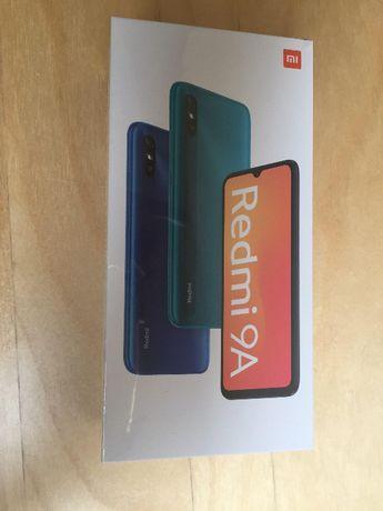 Xiaomi Redmi 9A 2/32 GB Kolor Peacoock green Nowy zafoliowany
