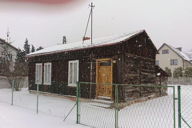 Dom drewniany z bali do rozbiórki lub przeniesienia z 1938 roku