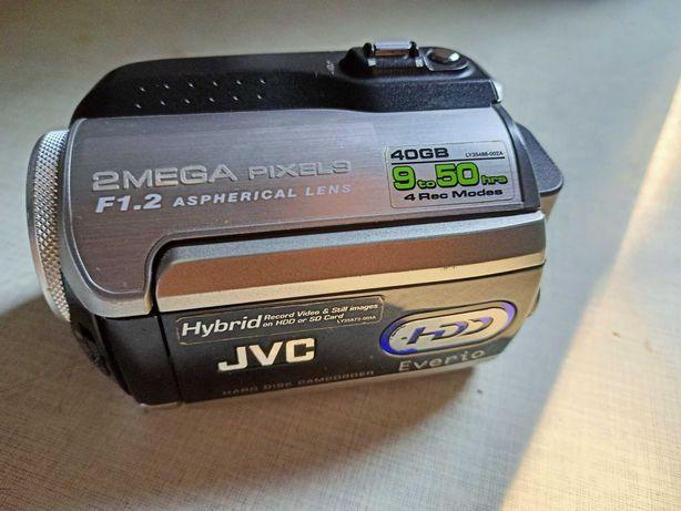 Видеокамера JVC GZ-MG275, HDD 40 Gb