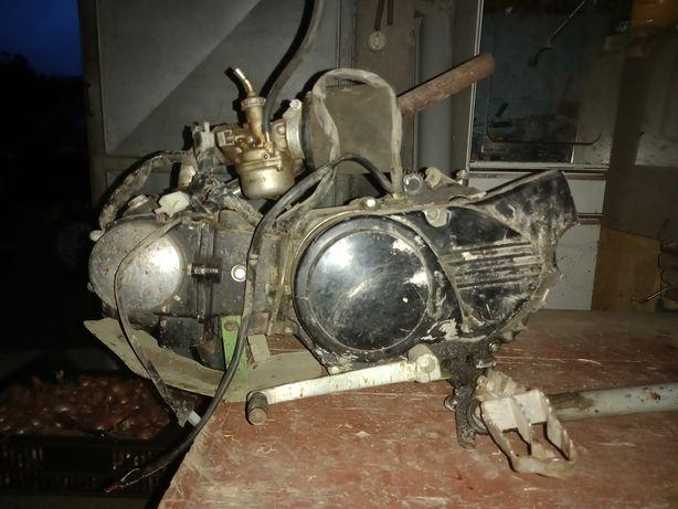 Motor de pit bike 125
