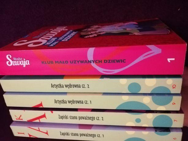 książki różne za 5 zł i 3zł