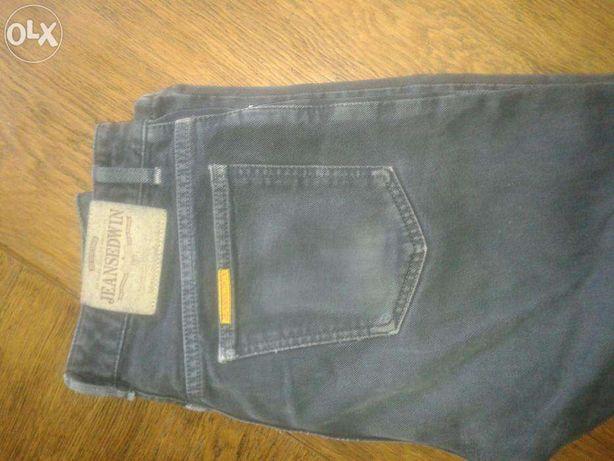 6 spodnie jeansedwin czarne