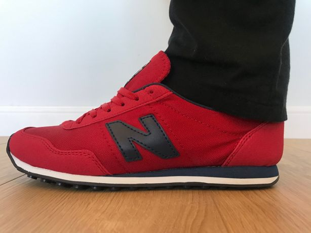 New Balance 410. Rozmiar 45. Czerwone - Granatowe. NOWOŚĆ!