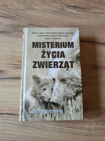 Misterium życia zwierząt Karsten Brensing Nowa