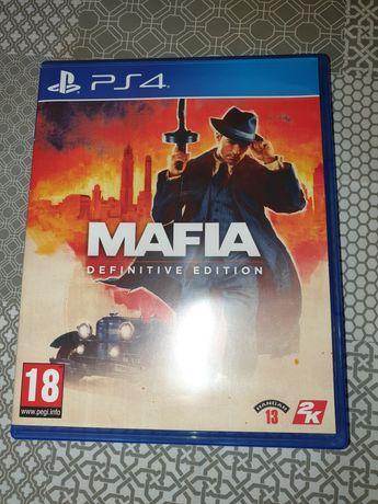 Gra Mafia Edycja Ostateczna ps4