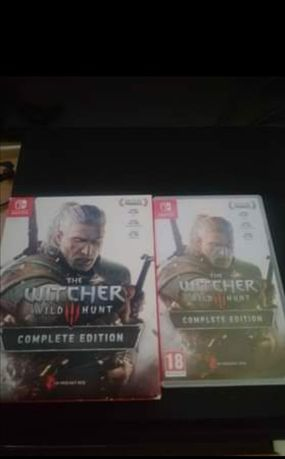 Witcher wild hunt complete edicion
