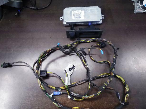 BMW F31 F30 kamera tył tylna moduł kabel komplet