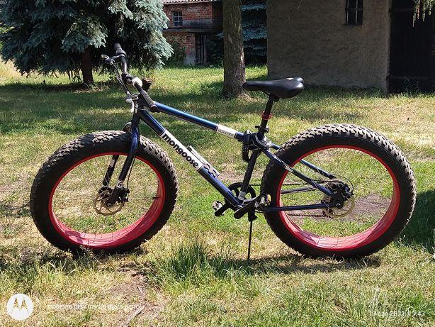 Fat Bike Mongoose