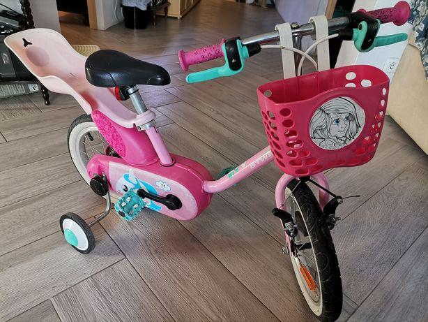 Bicicleta de criança (dos 3 aos 5 anos). Modelo 500 UNICÓRNIO de 14