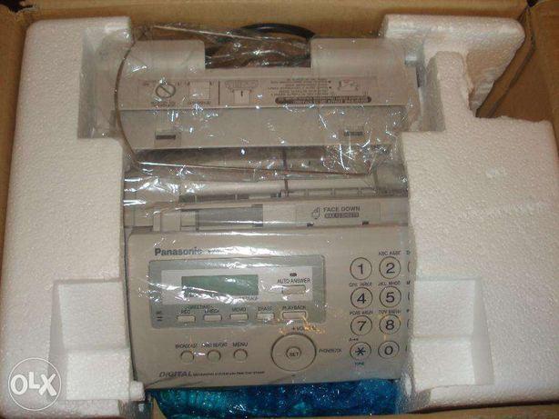Panasonik KX-FP218 телефон факс