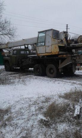 автокран КС 3575 А
