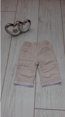 Spodnie niemowlęce 62 +