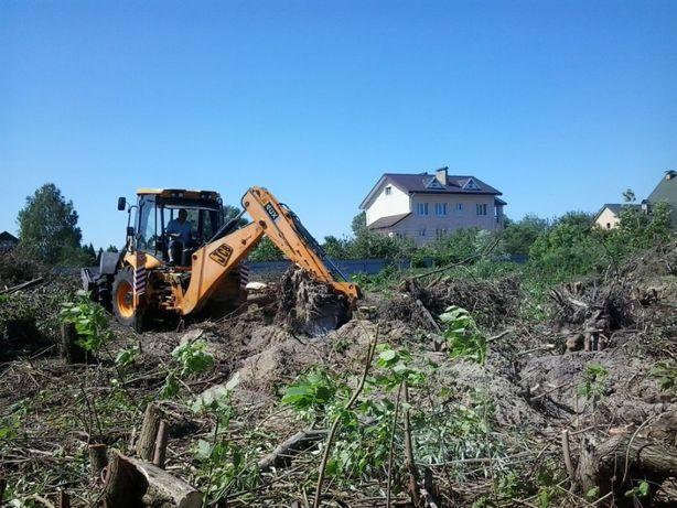 Обрезка Удаление деревьев спил,расчистка участка,уборка территории