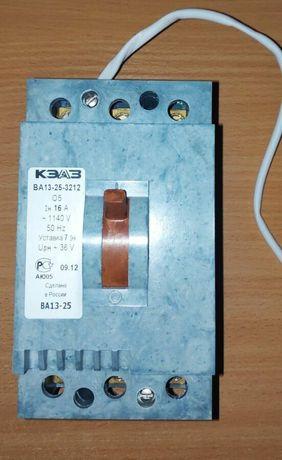 Автоматический выключатель ВА 13-25