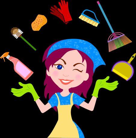 Sprzątanie domów,mieszkań, mycie okien