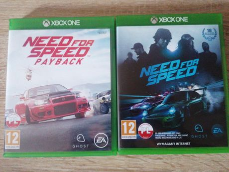 2x Need For Speed 2015 Payback