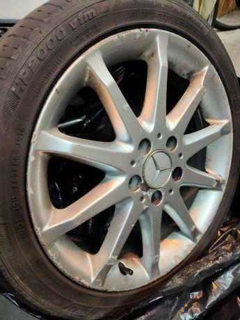 """Koła 17"""" 5x112 Mercedes Audi"""