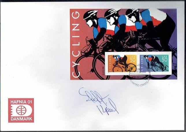 Filatelia - Ciclismo