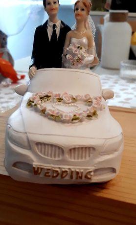 Ślubna Figurka na tort