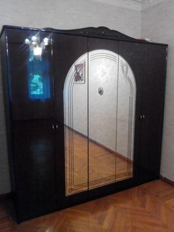 Шкаф 5 дверный Италия
