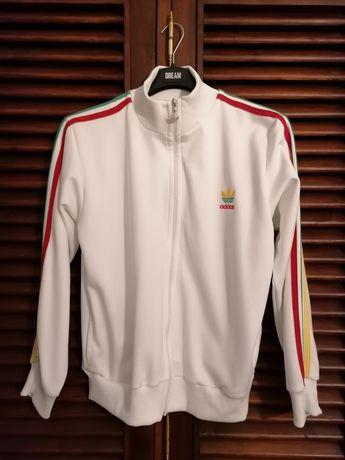 Casaco Jacket ADIDAS ORIGINALS Desportos Ginásio Corrida 3 Stripes FIT