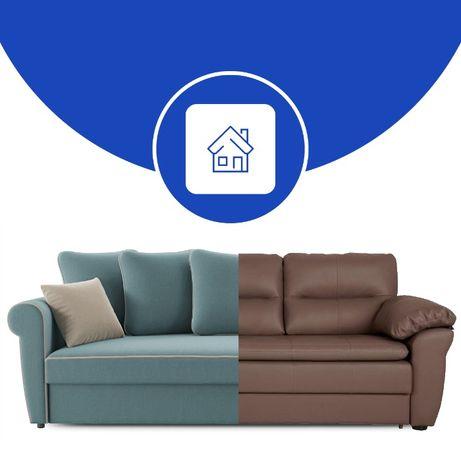 Реставрація меблів. Перетяжка дивану. Ремонт м'яких меблів. Столяр