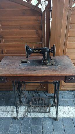 Zabytkowa maszyna do szycia kohler