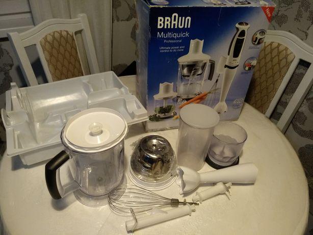 Продам комплектующие блендера Braun Multiquick
